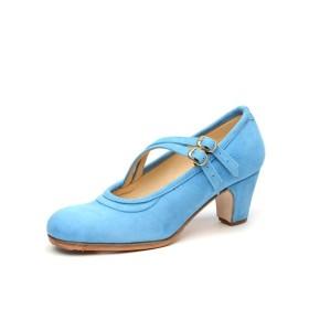 Zapato de baile semiprofesional modelo Taranta