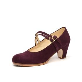 Zapato de baile semiprofesional modelo Tango