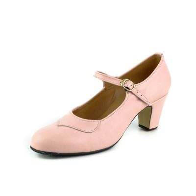 Zapato de baile semiprofesional modelo Granaína