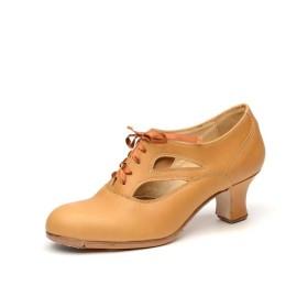 Zapato de baile profesional modelo Tierra