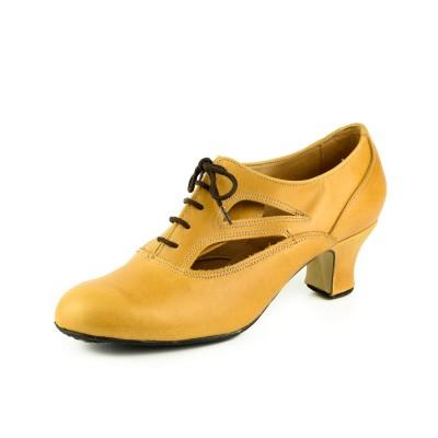 Zapato de baile semiprofesional modelo Tierra