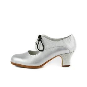 Zapato de baile flamenco modelo Ajolí