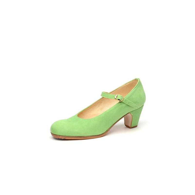 Zapato de baile flamenco modelo Tiento