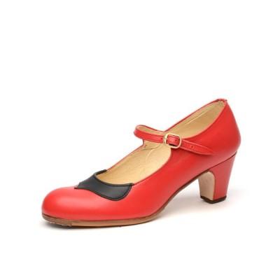 Zapato de baile profesional modelo Fusión