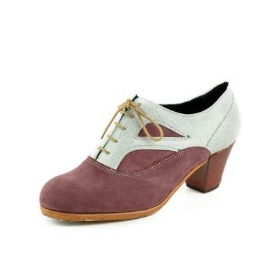 Zapato de baile profesional modelo Manuela
