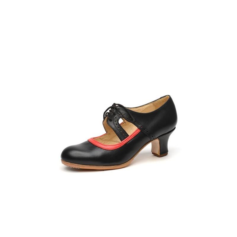 Zapato de baile profesional modelo Fuego