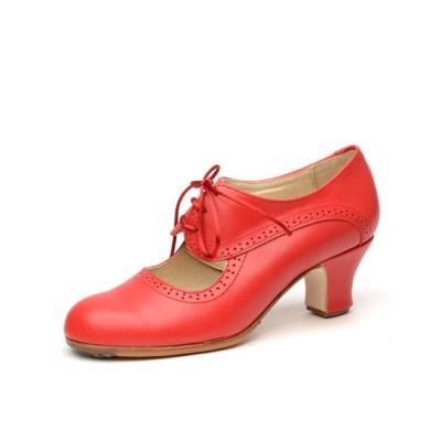 Zapato de baile profesional modelo Flamenco