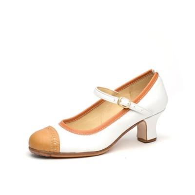 Zapato de baile profesional modelo Farruca