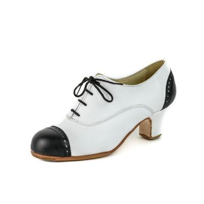 Zapato de baile profesional modelo Triana Combinado