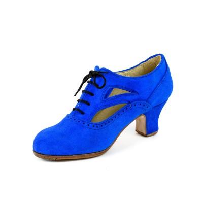 Zapato de baile semiprofesional modelo Alba