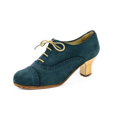 Zapato de baile semiprofesional modelo Elvira