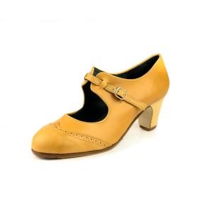 Zapato de baile semiprofesional modelo Marisma