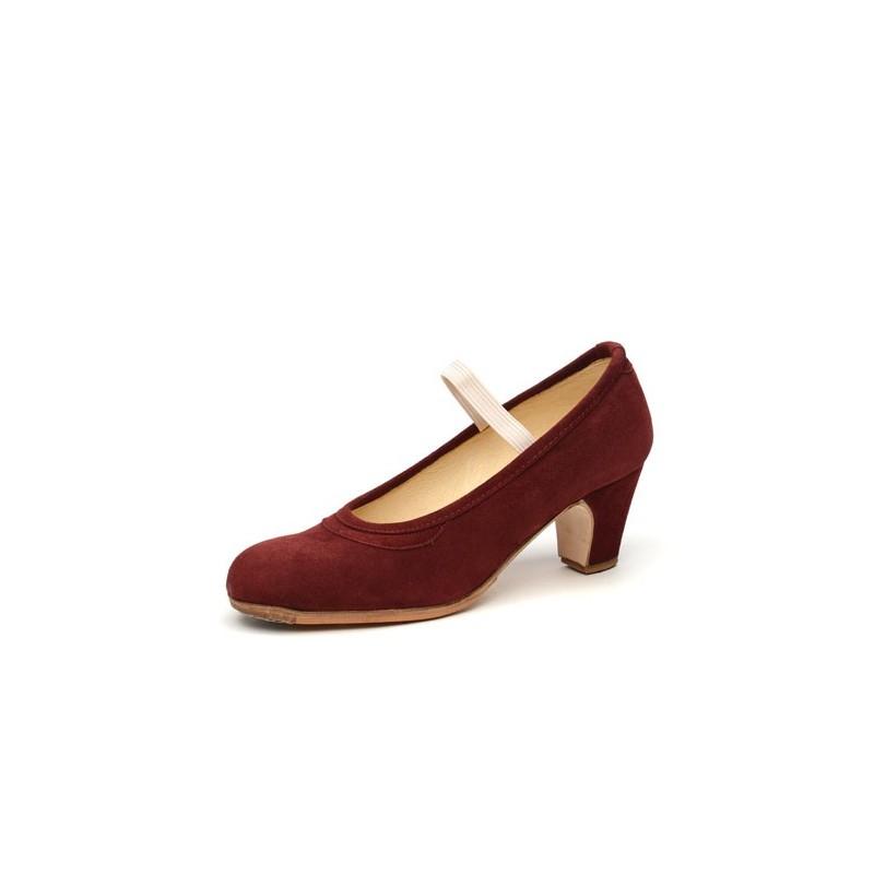 Zapato de baile profesional modelo Clásico Español