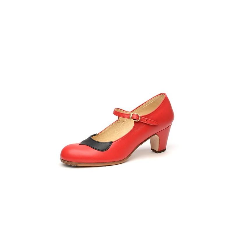 Zapato de baile semiprofesional modelo Fusión
