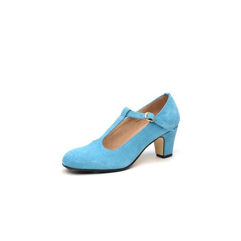Zapato de baile semiprofesional modelo Candela