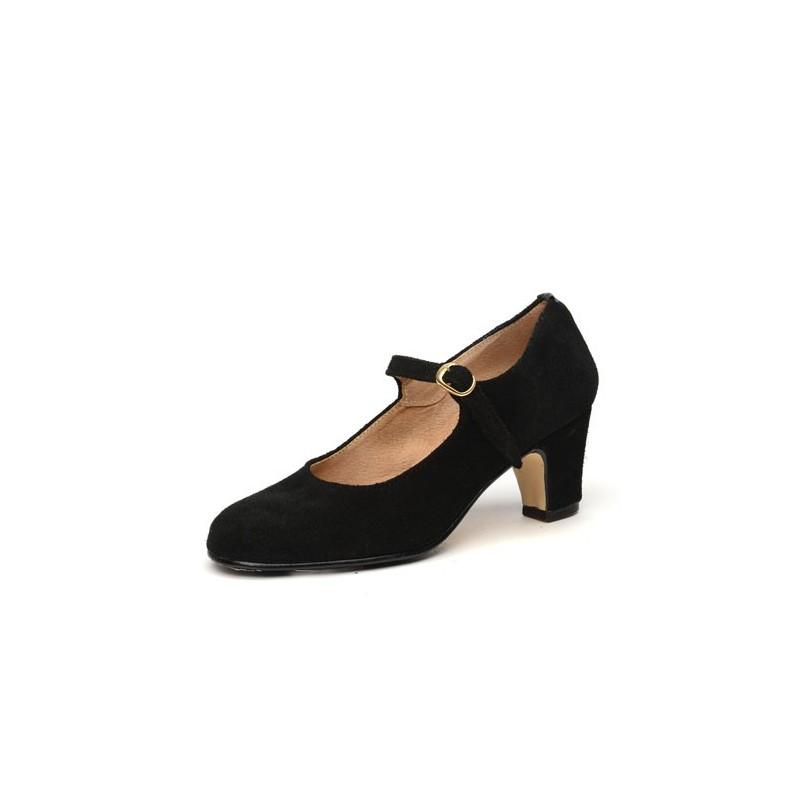 Zapato de baile semiprofesional modelo Sevillana