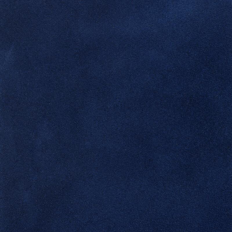 Ante afelpado azul
