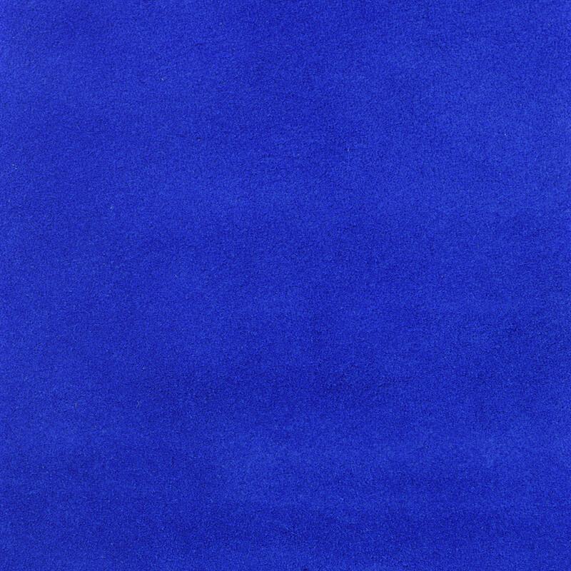 Ante afelpado azulina