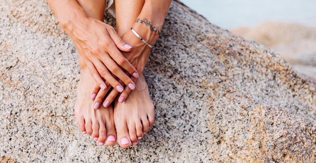 Cómo lucir pies bonitos en verano