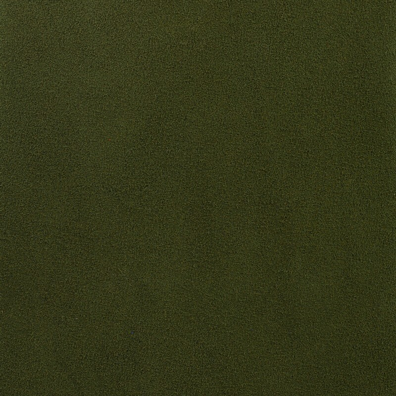 Ante afelpado Verde olivo